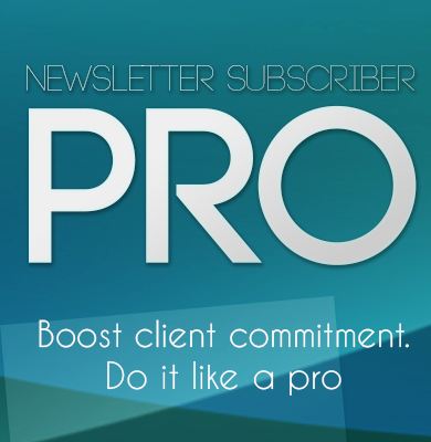 Boost client commitment!